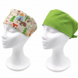 GORRO REVERSIBLE BOSQUE